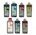 Комплект чернил INK-DONOR INK-DONOR EcoSOL MAX, 7x1000 мл